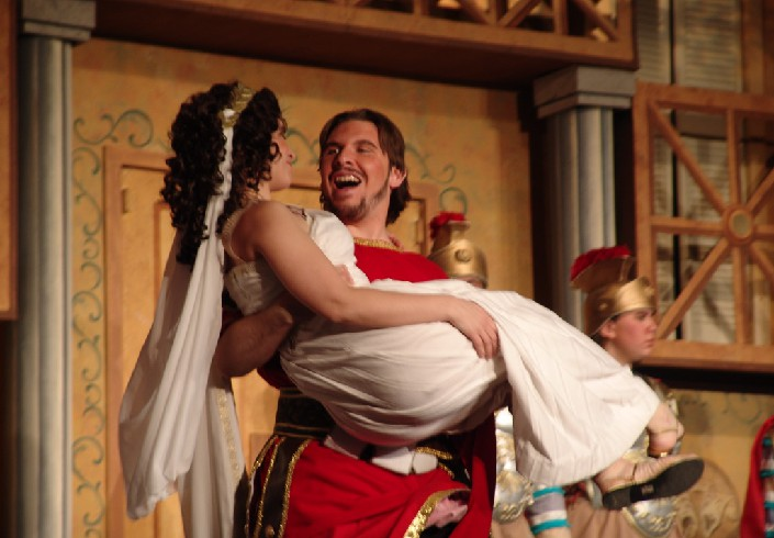 A Funny Thing Happened On The Way To The Forum Photos