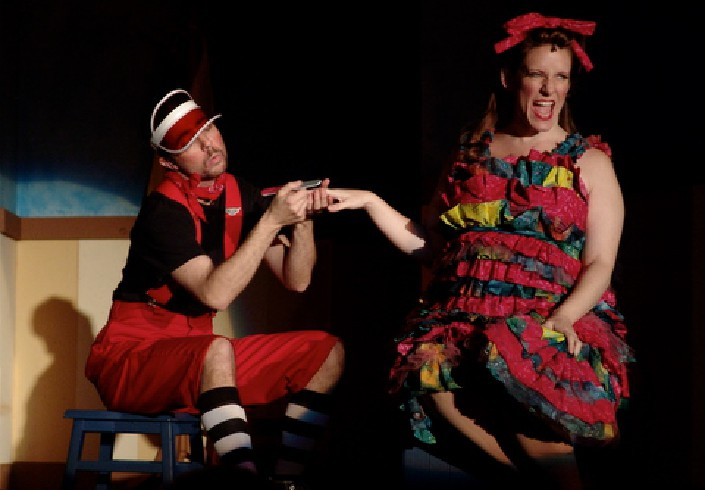 Seussical Photos